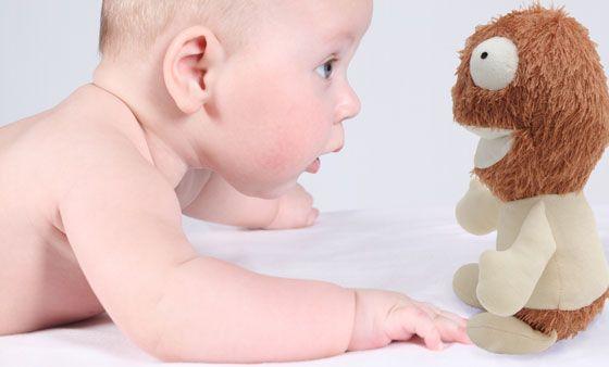 deformación en la cabeza del bebé