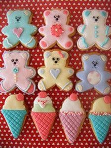galletas y cupcakes
