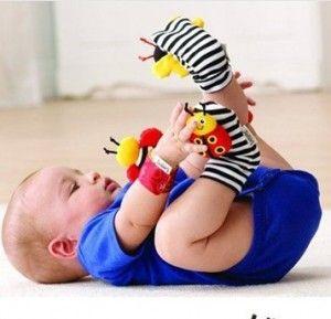 3 meses bebe calcetines