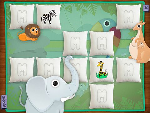 Memollow_Game_WILDANIMALS