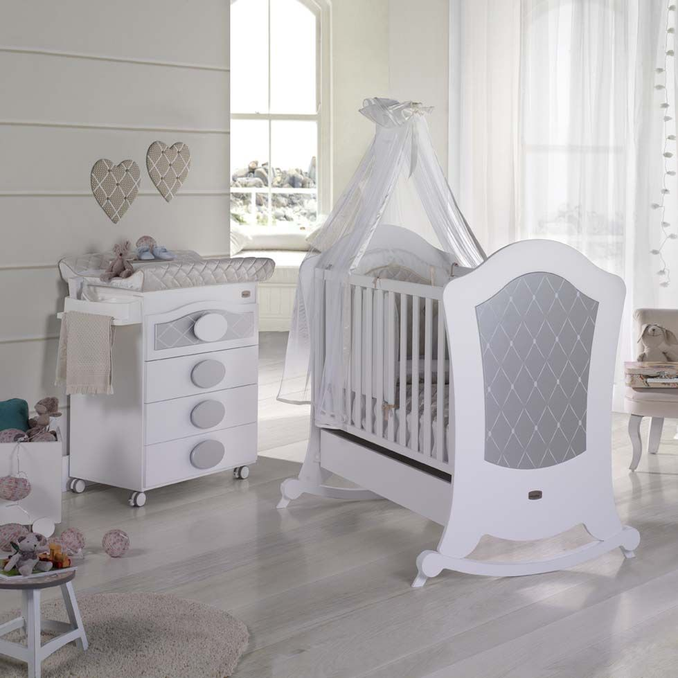 Cuna cama micuna habitaci n infantil o habitaci n beb - Habitacion convertible bebe ...