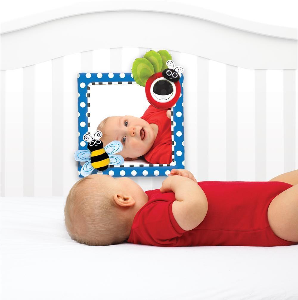 vista de los bebes recien nacidos