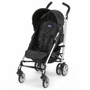Silla de Paseo Lite Way Black Chicco