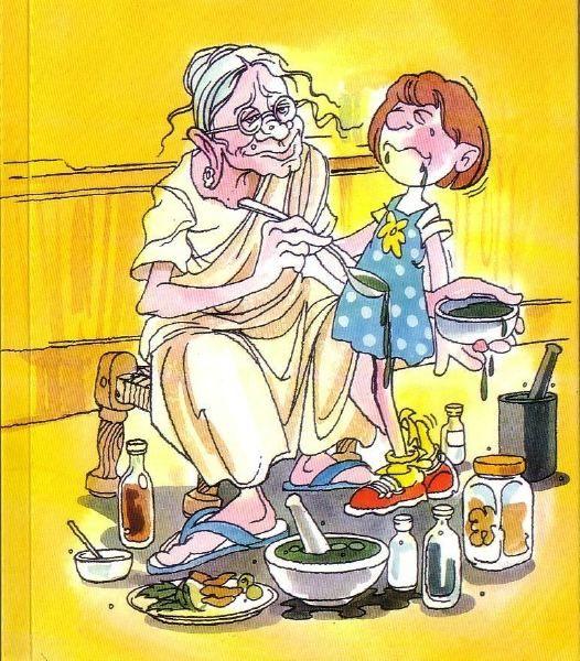 Los Remedios de la Abuela