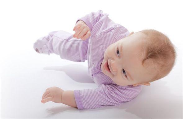 bebés de 4 a 6 meses