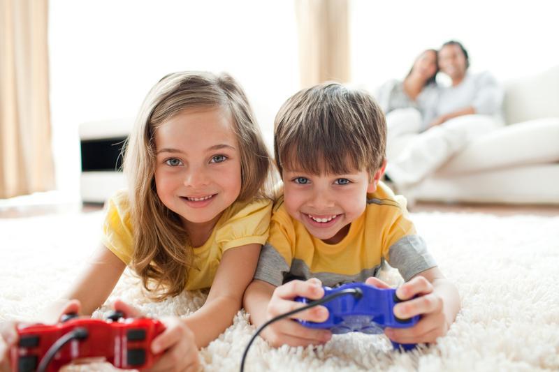 la importancia del entorno natural en los niños
