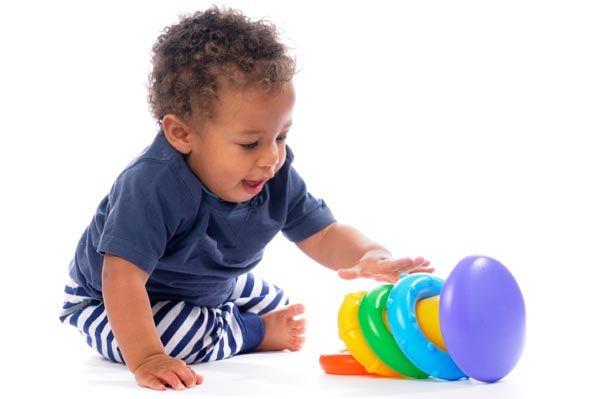 bebés de 7 a 9 meses