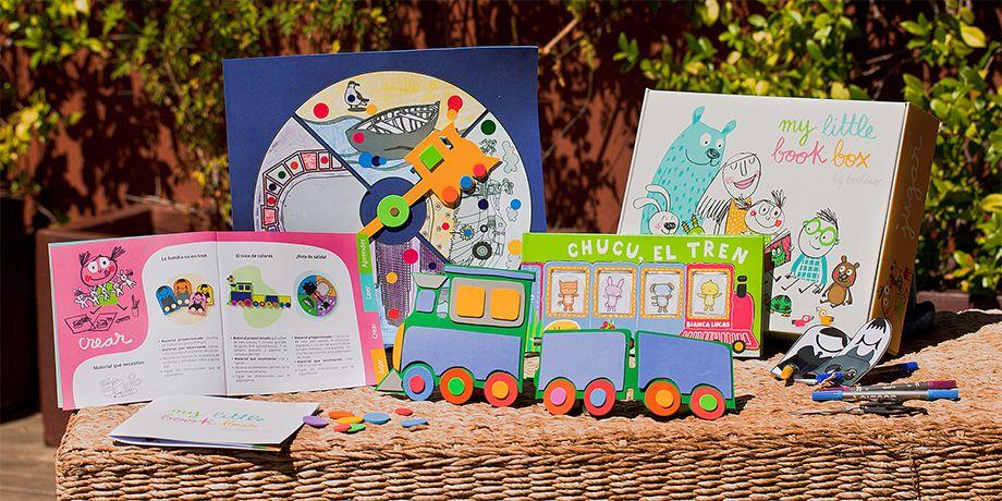 actividad para niños cuentos manualidades
