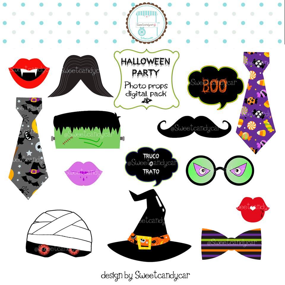 Prepara tu fiesta de halloween decoraci nblog sobre beb s - Decoracion halloween para imprimir ...