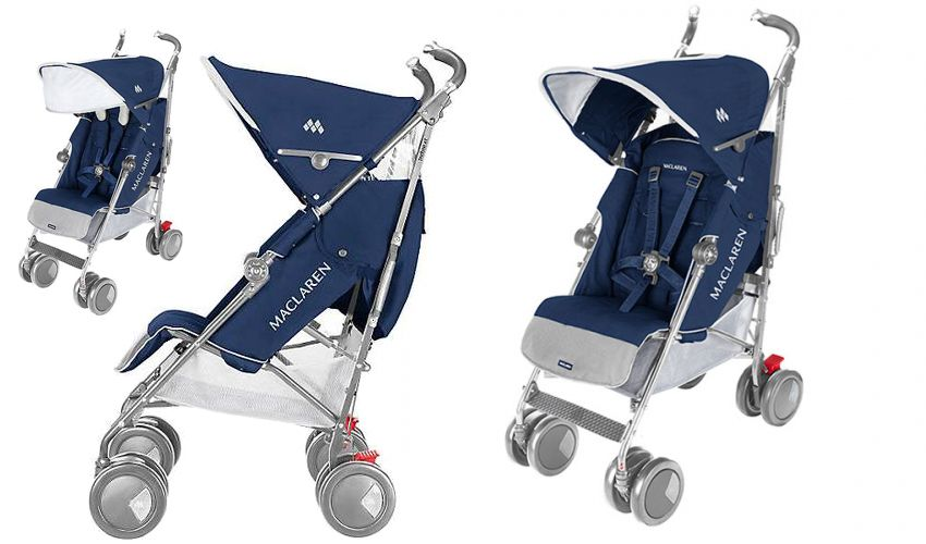 Opiniones de la silla de paseo maclaren techno xtblog for Modelos silla maclaren