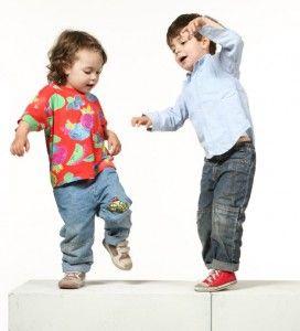 bailar produce beneficios en los niños