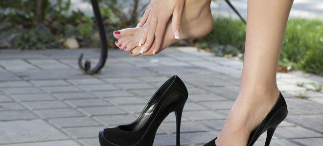 calzado durante el embarazo