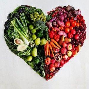 corazon verduras