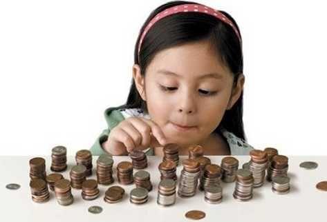 niños materialistas