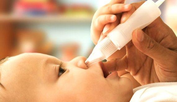 inflamación de las fosas nasales