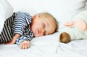 el sueño en niños