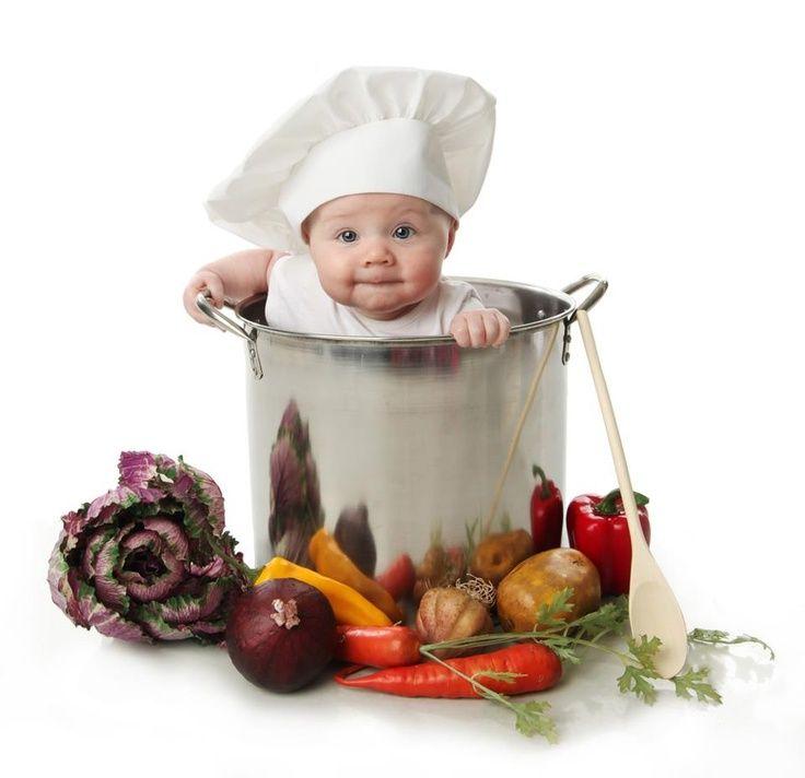 puré verduras