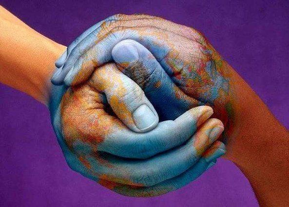 solidaridad manos