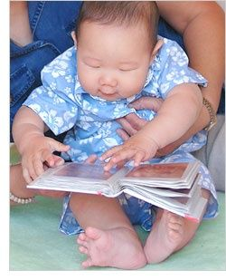 bebé 8 meses