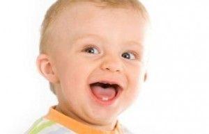 dentición en los niños