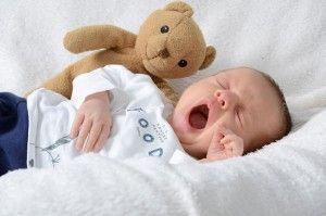 las siestas del bebé