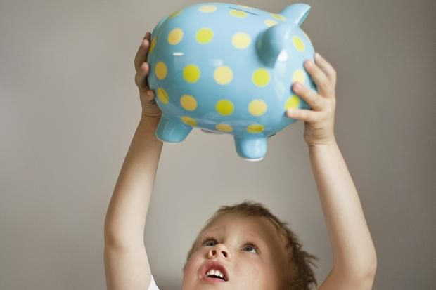 children's savings