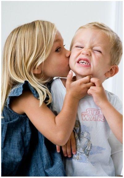 kiss sister