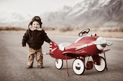 vuelos largos con bebes