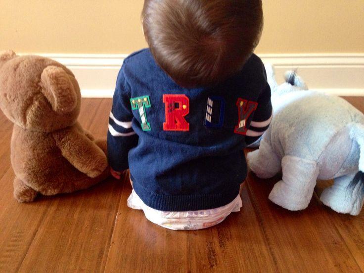 autodescubrimiento bebé 8 meses