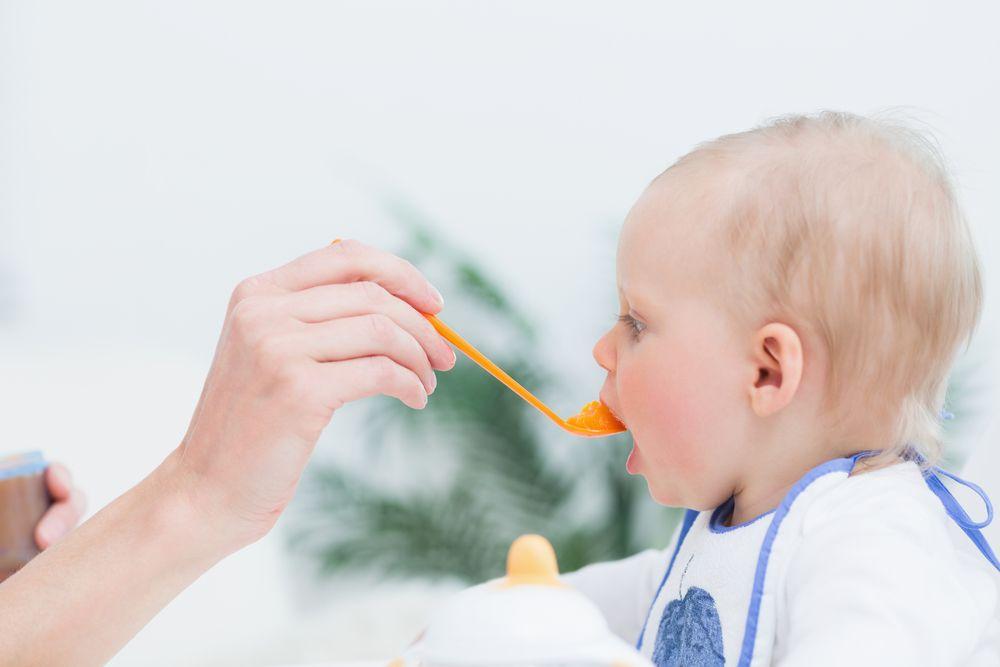papillas frutas para bebés