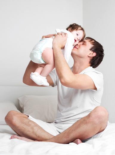 el amor de un padre