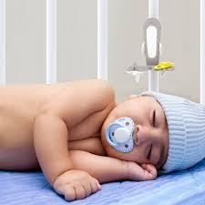 las desventajas del chupete en los bebés