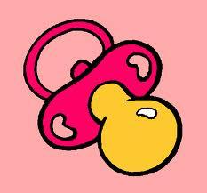 diseño del chupete en los bebes