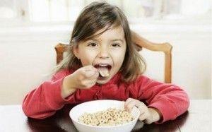 un buen desayuno equilibrado