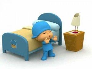 ideas para que el bebé duerma