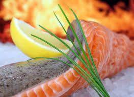 salmón con omega 3