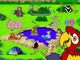 el zoo dibujo