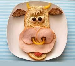 el desayuno de los peques