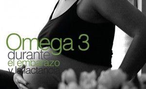 omega 3 en embarazadas