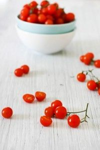 el tomate cherry