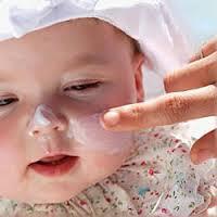 la dermatitis atópica, problemas de piel en los bebés .