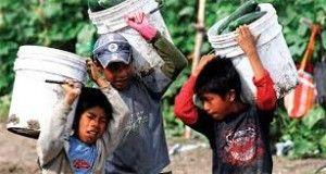 los niños y abusos