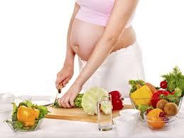 embarazada y cuidado dieta