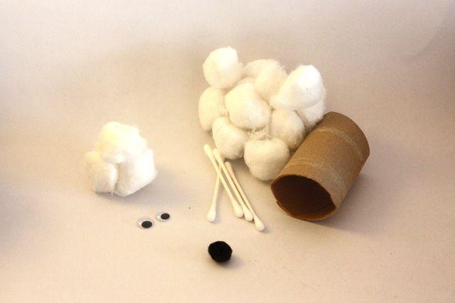D as libres actividades para realizar con los ni os en - Como hacer una oveja ...