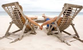vacaciones en pareja sin niños