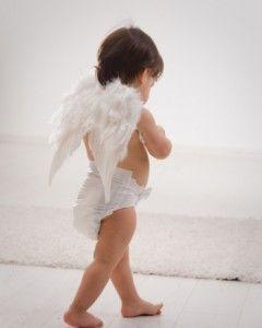 la pureza, angel