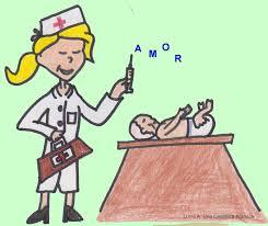 las vacunas en niños de un año