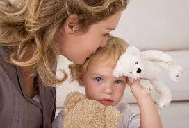 los niños y la mamitis