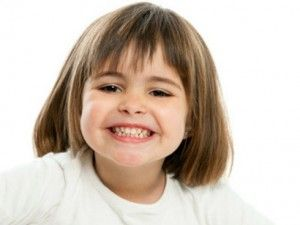 dentición en los pequeños