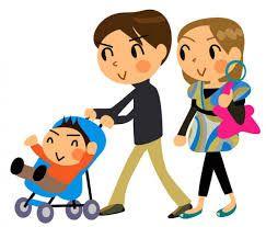 hijos y pareja